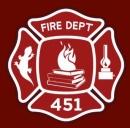 Fahrenheit 451 logo